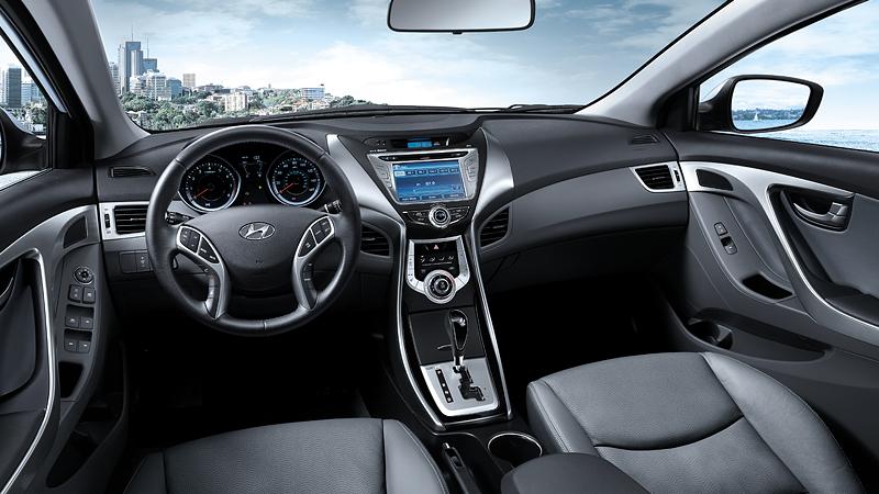 Tu Moves Hyundai Elantra 2012