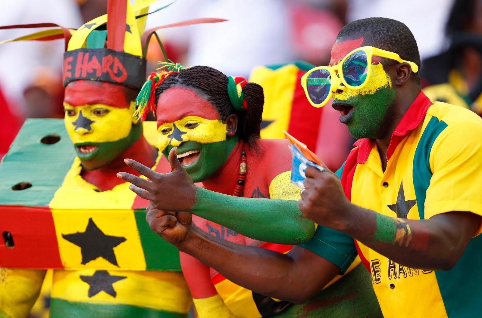 Rüyada Afrikalı ve Afrika Kıtasını Görmek Ne Anlama Gelir