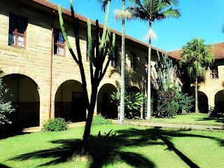 Pátio do Convento São Boaventura, Imigrante (RS)