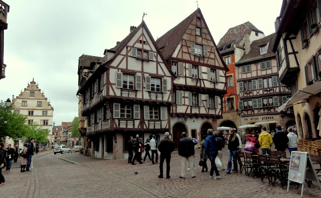 Picture Tour And Map Of Colmar Old Town And Some Trivias