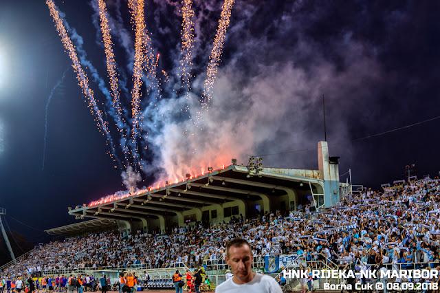 Sjajan povratak Rijeke na Kantridu @ HNK Rijeka - NK Maribor 4:0