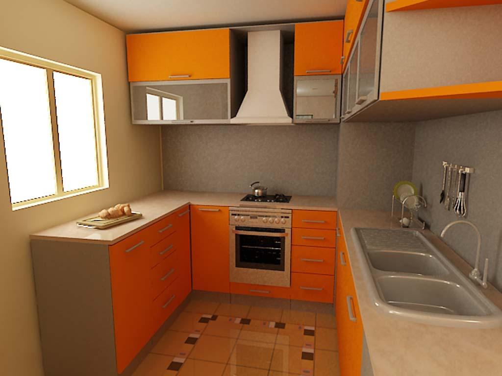 Dapur Rumah Kecil