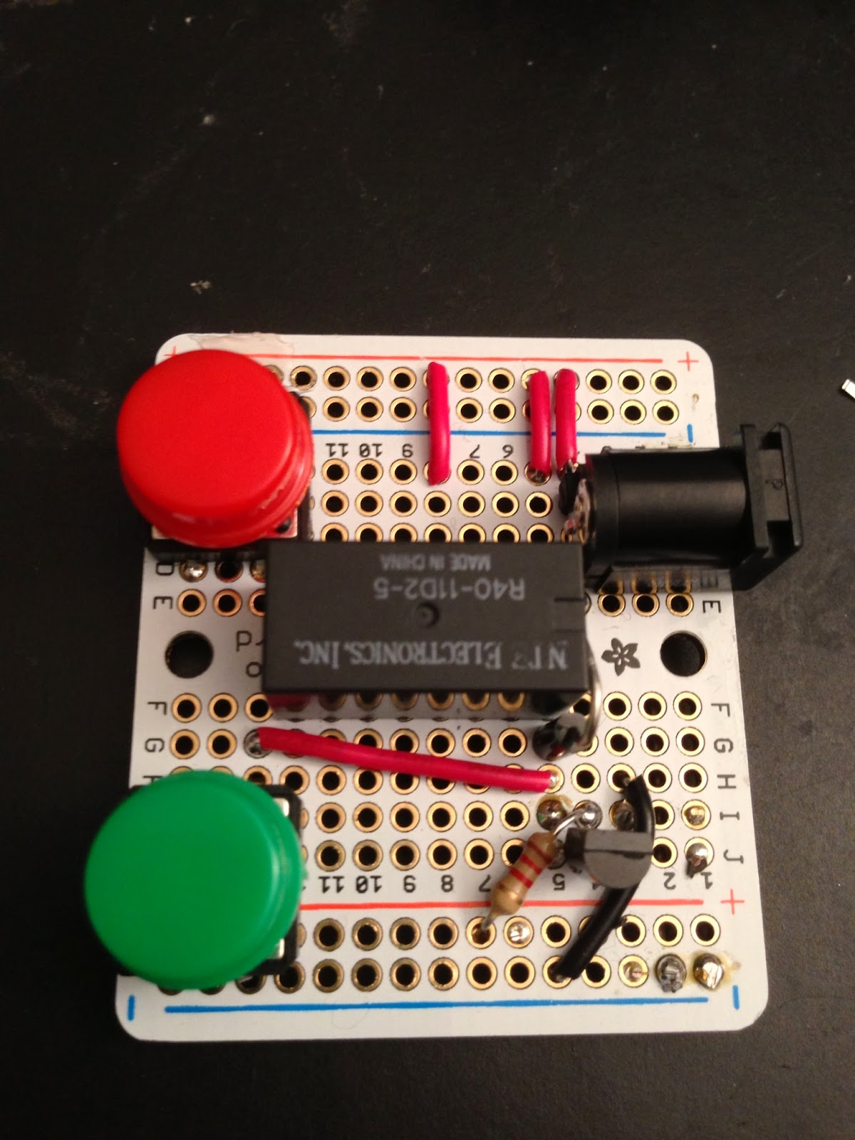 thisoldgeek: PiTX Raspberry Pi Power Controller