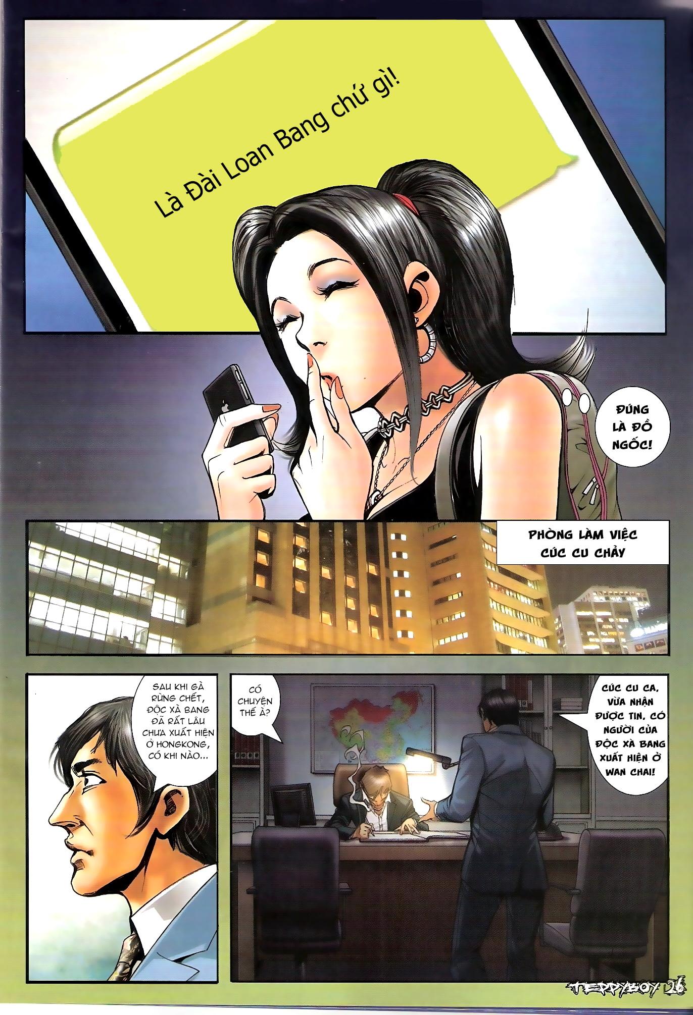 Người Trong Giang Hồ NetTruyen chap 1294 - Trang 23