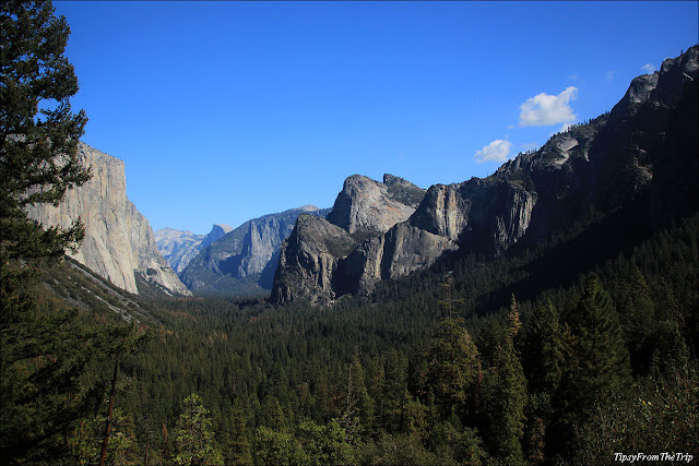 Tunnel View, Yosemite.