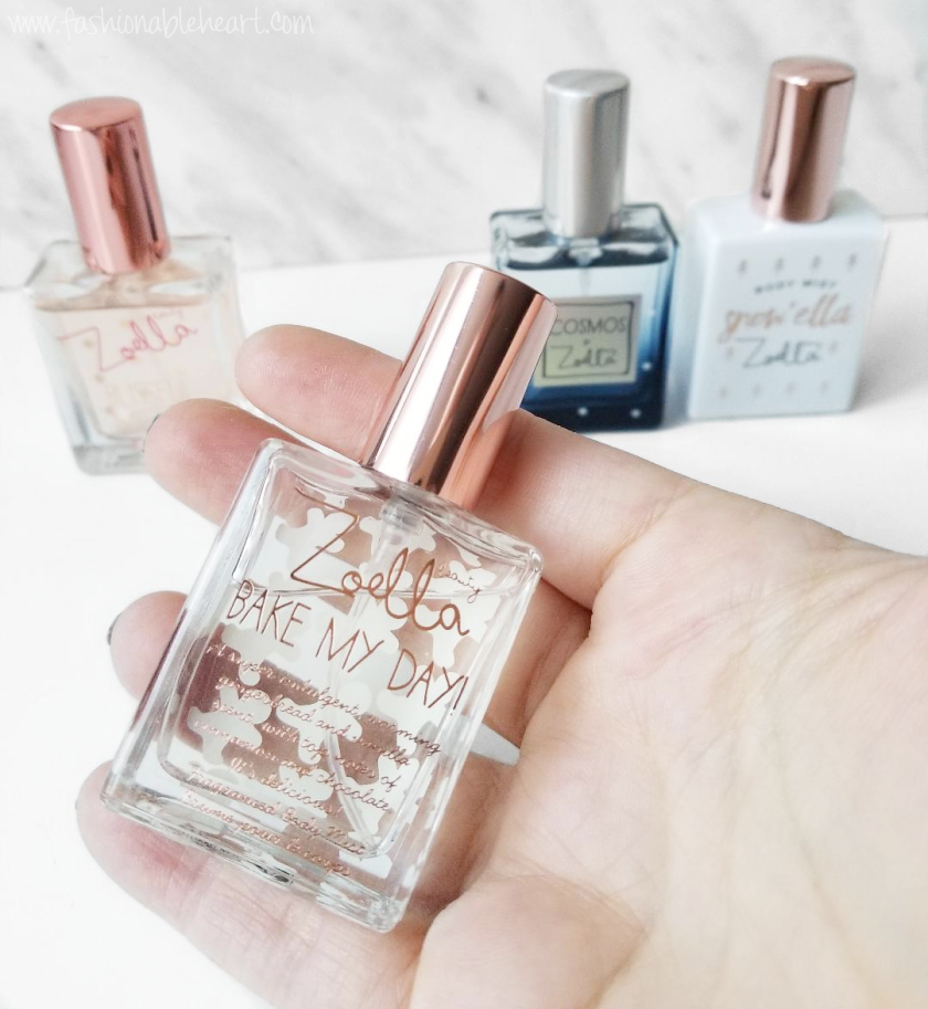 bblogger, bbloggers, bbloggerca, canadian beauty blogger, beauty blog, zoella, zoella beauty, holiday, 2018, cosmos, collection, four lucky stars, fragrance mist, body mist, blissful mistful, bake my day, cosmos, snow'ella, milky way bath, milky way bath milk powder, bath milk, galaxy, product review, perfume, scent, gingerbread, vanilla, holidays