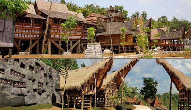 Desainer Endek Bali Objek Wisata Baru Di Gianyar Bali