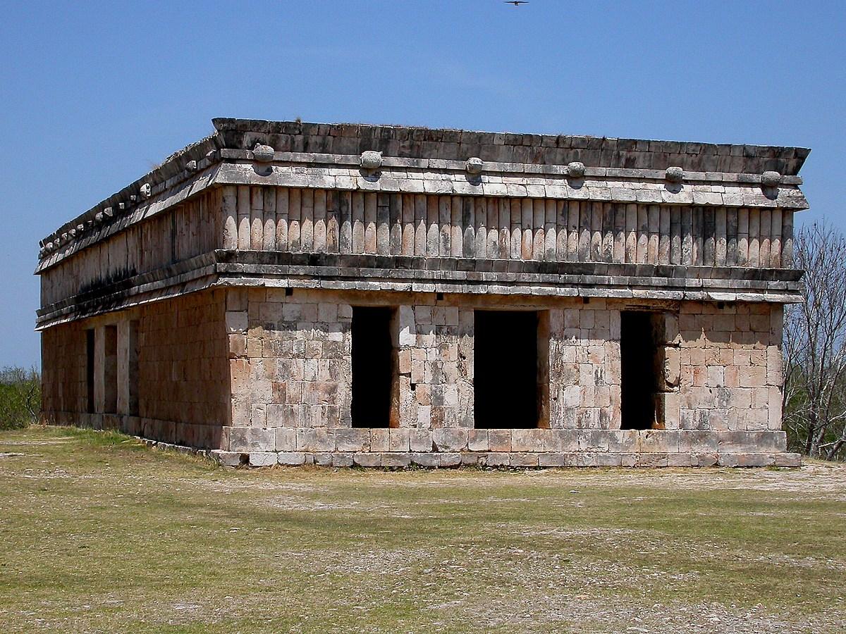 Maison de la Tortue Uxmal