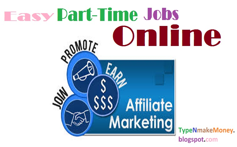easy part time jobs online