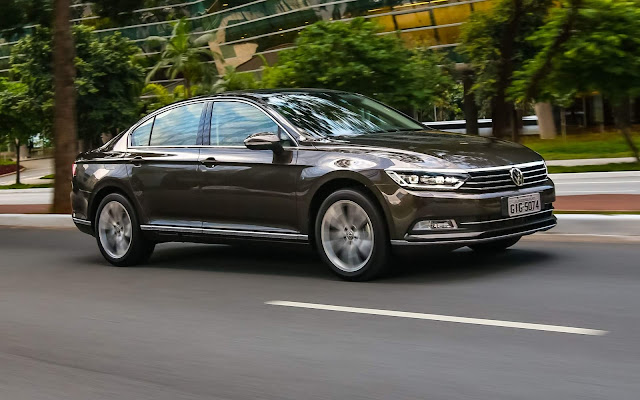 VW Passat 2019 Automático