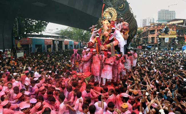 Best ganpati visarjan 2017 date, ganesh Chaturthi 2017 date, ganesh visarjan 2017 mumbai, ganpati chaturthi 2017, ganesh visarjan 2017 date and time, ganesh Chaturthi 2017 date and time, ganesh visarjan 2017 maharashtra