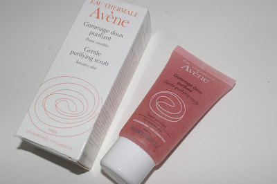 Avene Gentle Purifying Scrub review