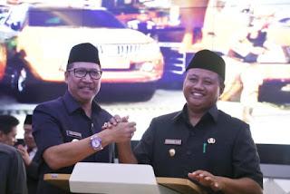 Kepala Dinas Komunikasi Informatika dan Statisik (DKIS) Kota Cirebon, Iing Daiman, S.Ip., M.Si.