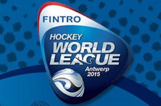 Liga Hoki Dunia 2015 Antwerp