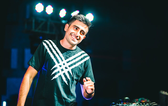 DJ SHAAN becomes the first Indian artist to be signed by VIRGIN EMI RECORDS UK
