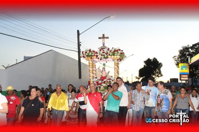 Codó - MA:  Festejo de São Sebastião 2019