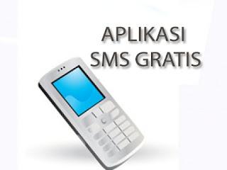 Daftar Nama Aplikasi SMS Gratis Tanpa Pulsa (Pakai Kuota)