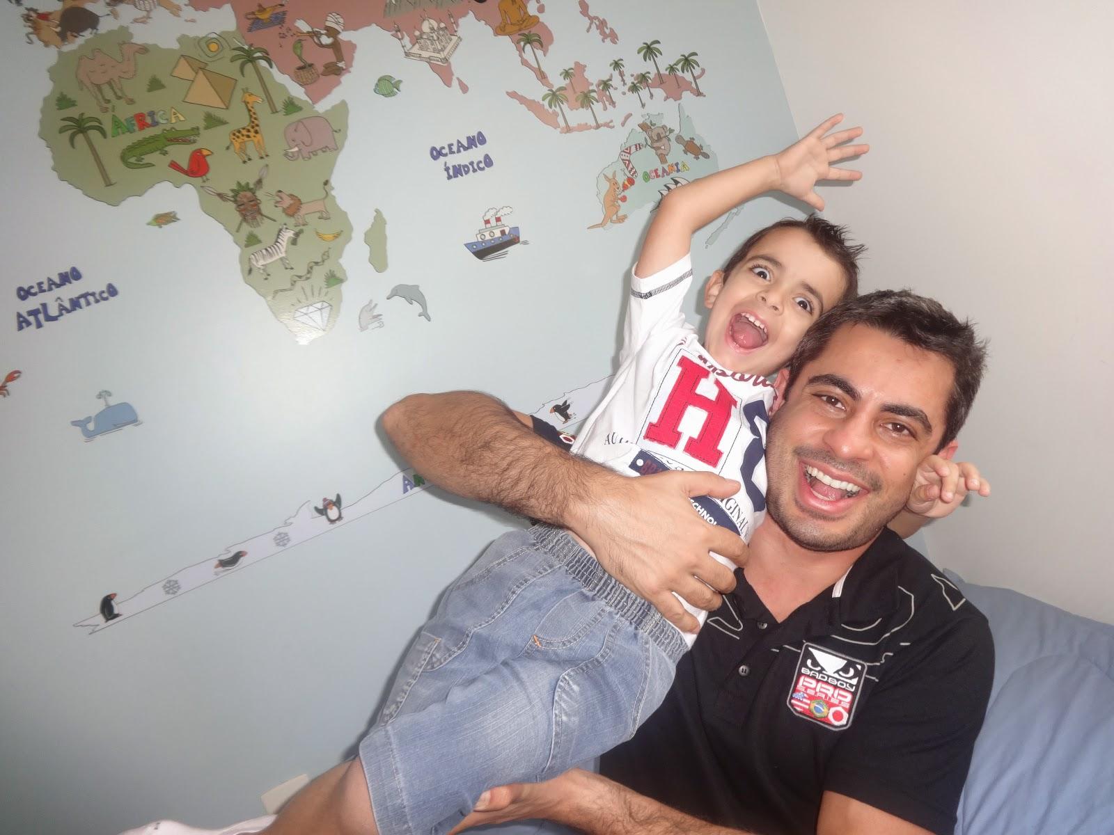 Mãe Sem Frescura - Dia dos Pais – A Importância da Relação entre Pai e Filho