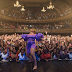 Yemi Alade sold out her world tour in Paris, France last night (photo)