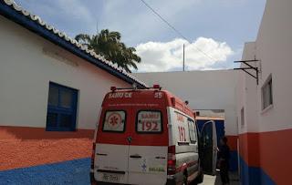 Homem perde o controle do veículo e acaba sofrendo acidente na zona rural de Boa Viagem