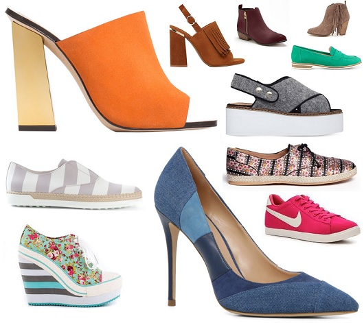 Spring 2016 Shoes