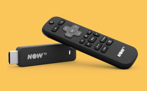 Best £15 Stream TV Stick Now TV Smart Stick has voice control and