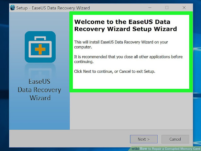 how to recover deleted file from easeus