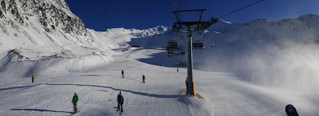 Инструктор по горным лыжам Зёльден Санкт Антон Лех Ski Welt