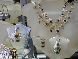 pretty jewelry set