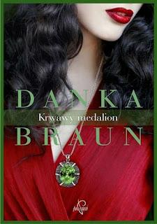Danka Brown - Krwawy medalion