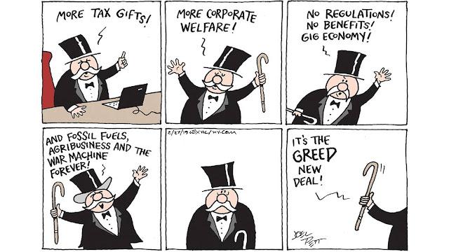 Monopoly Man says,