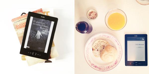 El guardián invisible, Sonno profondo, L'intestino felice y El libro de la srta. Buncle