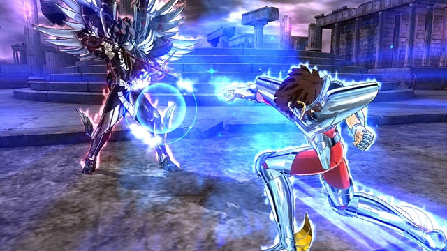 Saint Seiya Soldiers Soul PC Full Español
