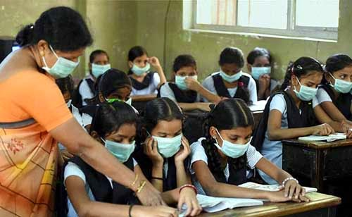 Swine flu in West Bengal killed five persons