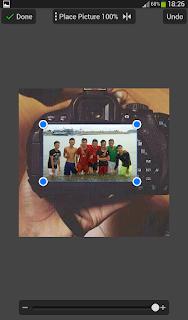 edit foto seperti kamera dslr