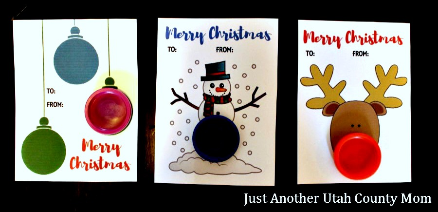play doh christmas gifts for kids free template