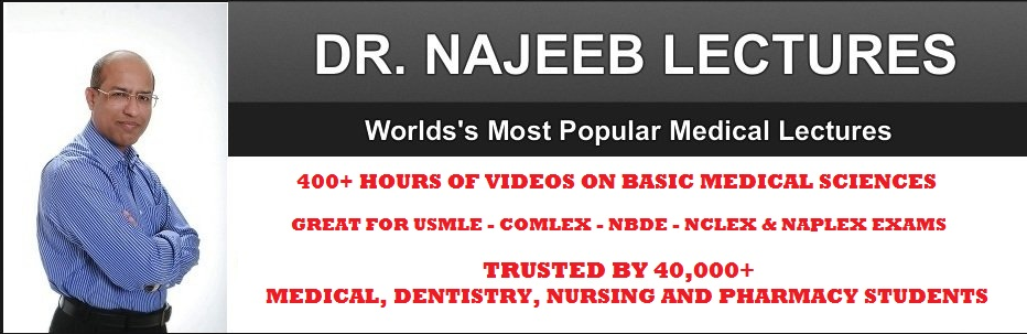 Dr Najeeb Video Lectures - FreeMedSite
