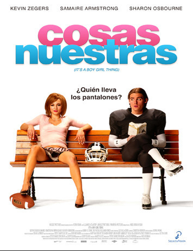 Ver Cosas nuestras (It's a Boy Girl Thing) (2006) Online