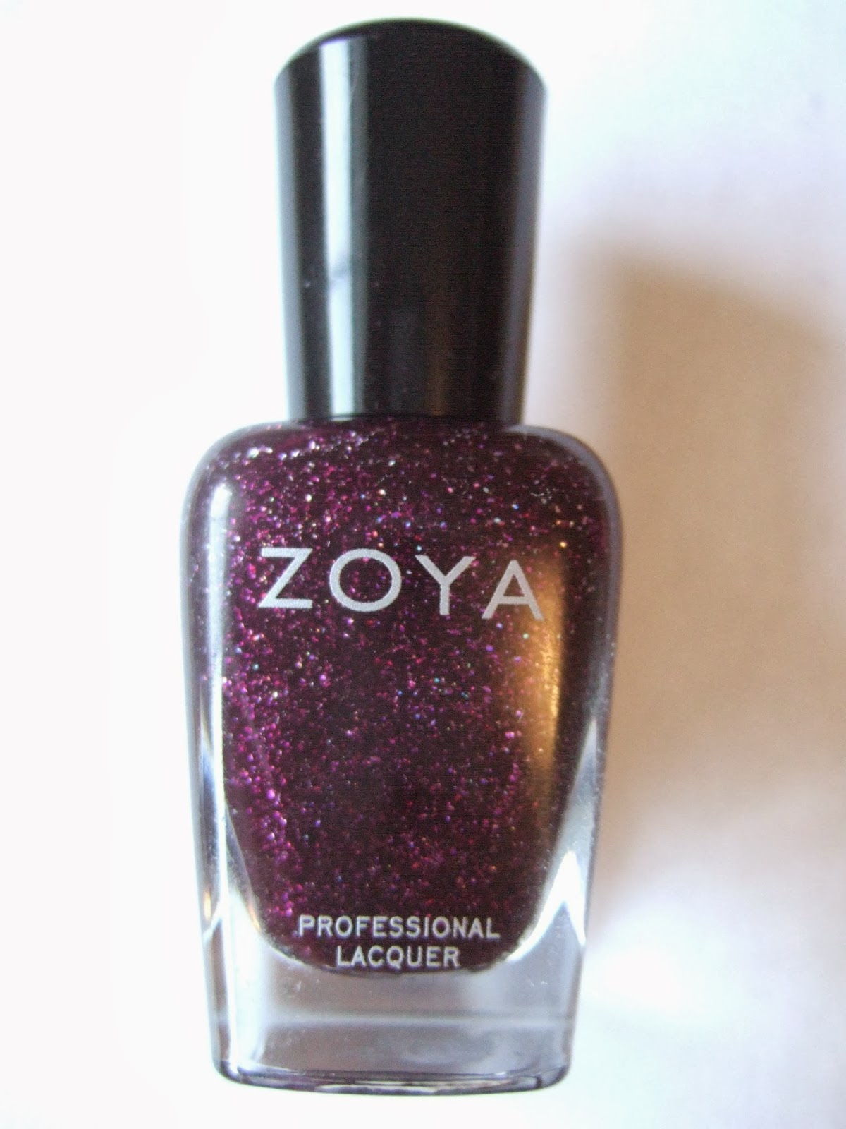 My First Zoya Polish:  Review