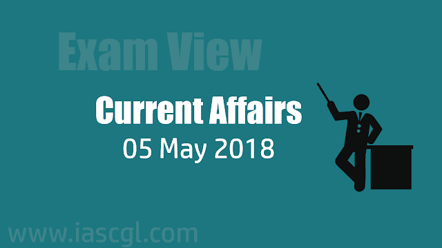 Current Affair 05 May 2018