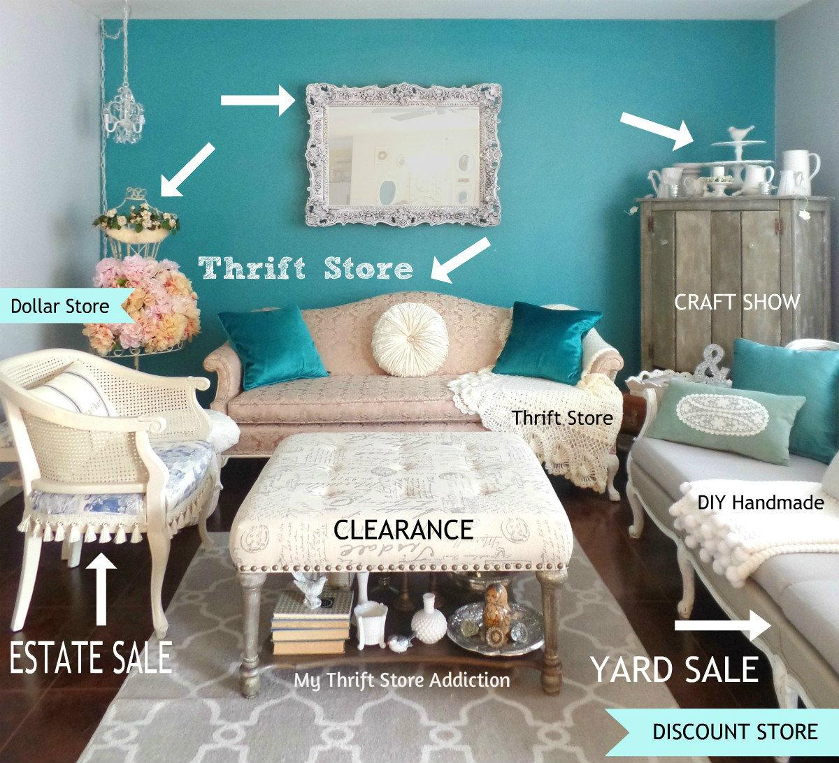 budget friendly home decor ideas