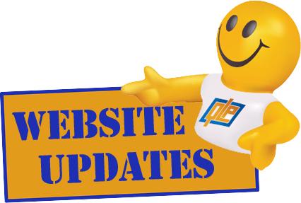 Gamescover Website Updates