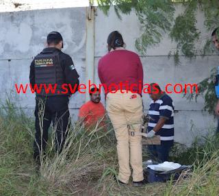 Hallan restos humanos en el parque industrial Reynosa Tamaulipas