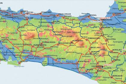 Download Peta Mudik 2016 Berbasis Informasi Rawan Banjir Rawan Longsor
