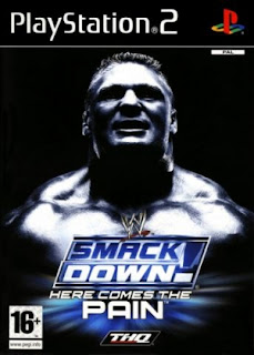 WWE Smackdown! Here Comes the Pain - Game Cover