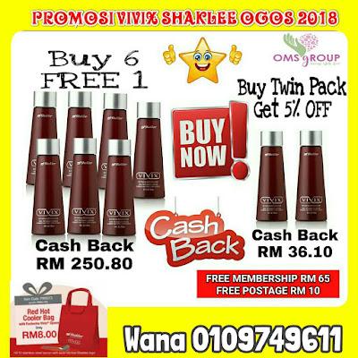 Promo Vivix