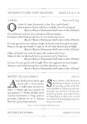 New Liturgical Movement: September 2015
