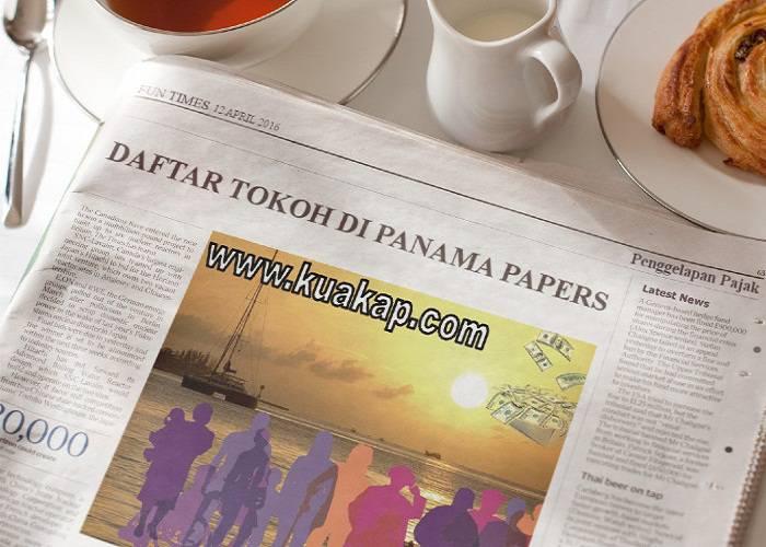 Daftar Tokoh / Orang Terlibat Kasus Skandal Panama Papers