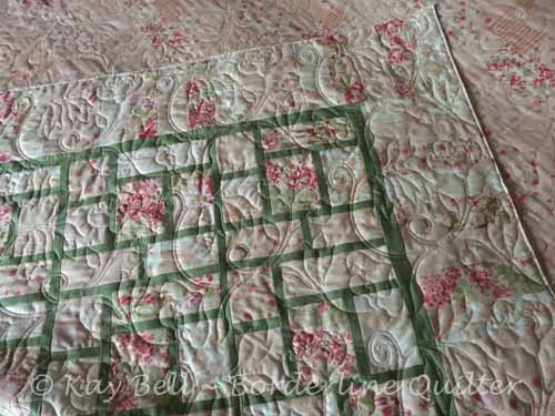 Borderline Quilter Mad Monday Quilt post