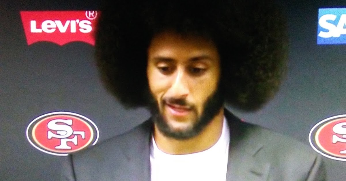 Colin Kaepernick is taking on NFL owners with collusion fight